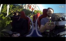 Augmented Thrill Ride Project - The Oculus Rift VR