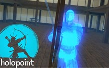 HTC Vive游戏《Holopoint》预告片