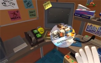 OVERWATCH IN JOB SIMULATOR