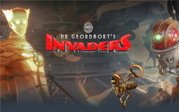 《Dr.Grordbort's Invaders》将于10月9日登陆Magic Leap One