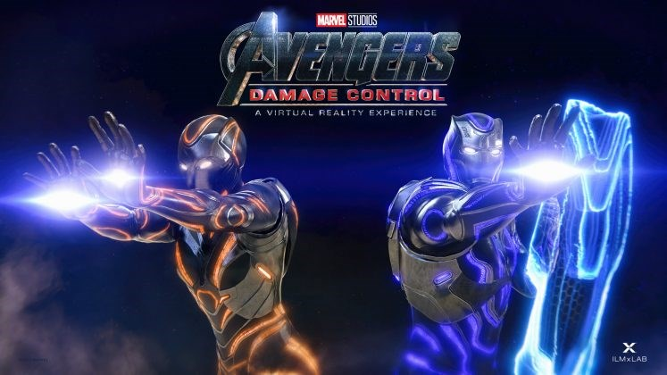 The VOID推出『复仇者联盟』VR体验《Avengers: Damage Control》